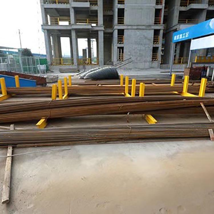 加工定制 钢筋堆放平台 堆放架 工具式钢筋堆放架 欢迎来电咨询