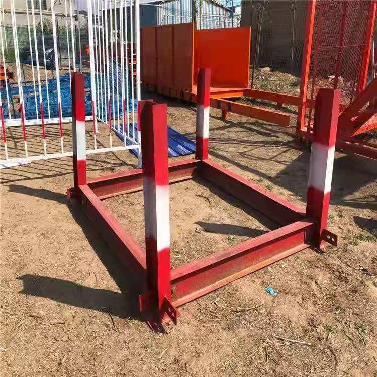 交通钢筋堆放架 钢筋堆放架 定制 堆放架 种类繁多