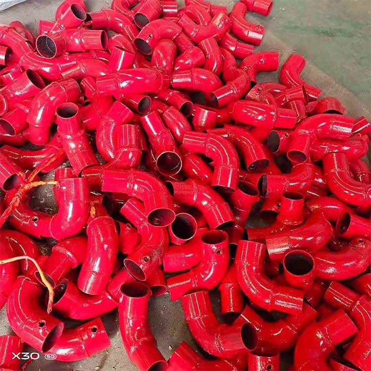 临边护栏连接件 淘气堡扣件 厂家直供 楼梯塑料连接件 可定制