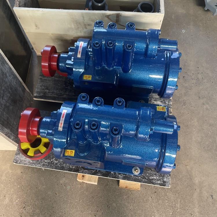 三螺杆泵 高粘度输送螺杆泵 润滑泵 原油输送泵 防爆螺杆泵