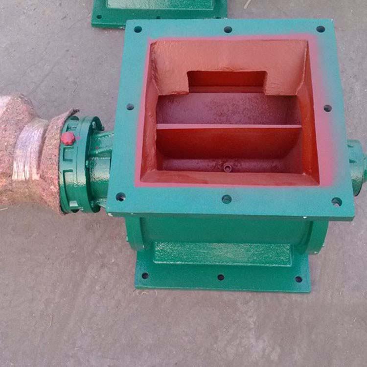 除尘器配件 除尘器卸料器   YJD星型卸料器 圆口卸料器