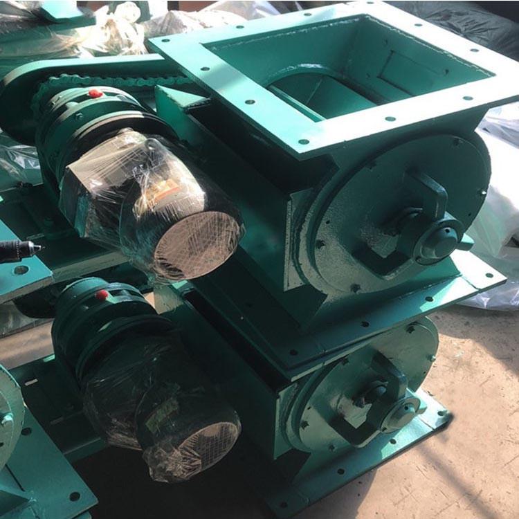 圆口闭风器卸料器 除尘器配件 除尘器用关风机 气力输送设备