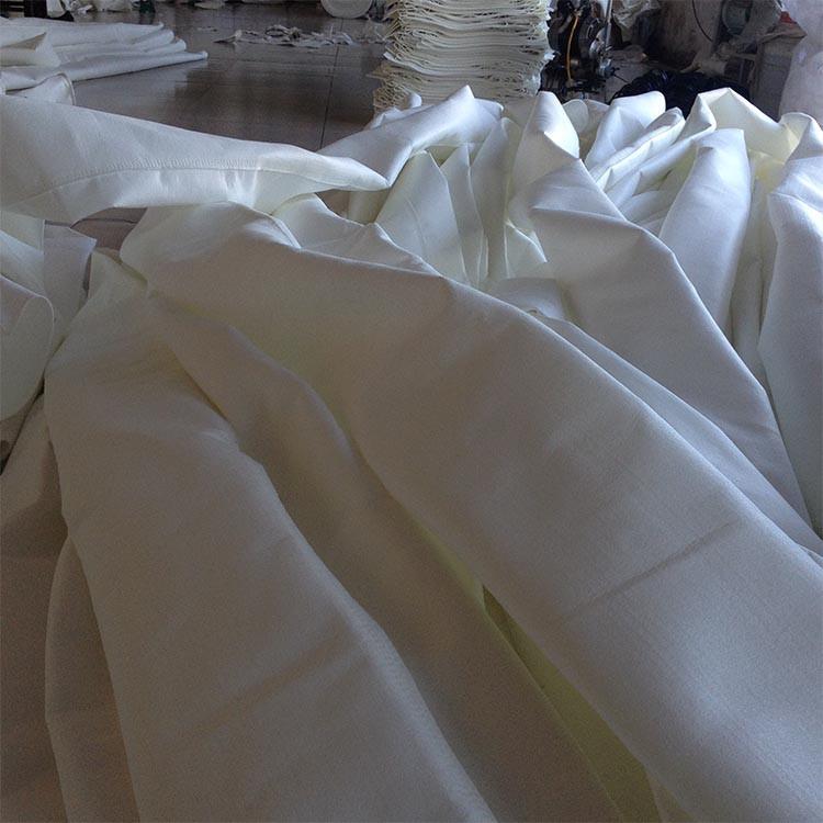 除尘器配件 高温覆膜收尘袋 批发 无纺布过滤袋
