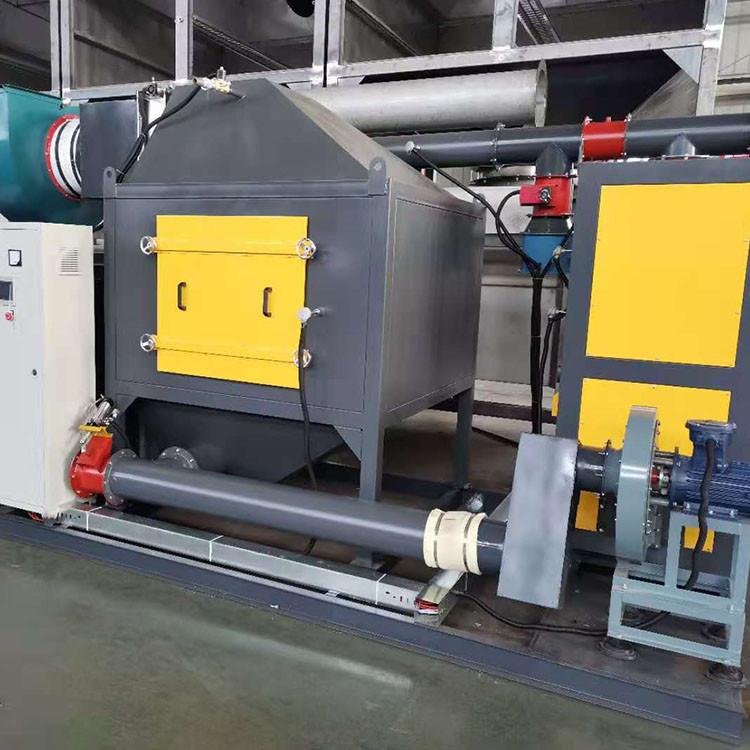催化燃烧设备 除臭废气处理设备  蓄热式工业废气处理