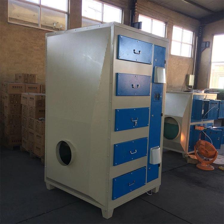 现货销售 UV光解除臭设备 有机废气处理设备 UV活性炭光氧一体机 量大优惠