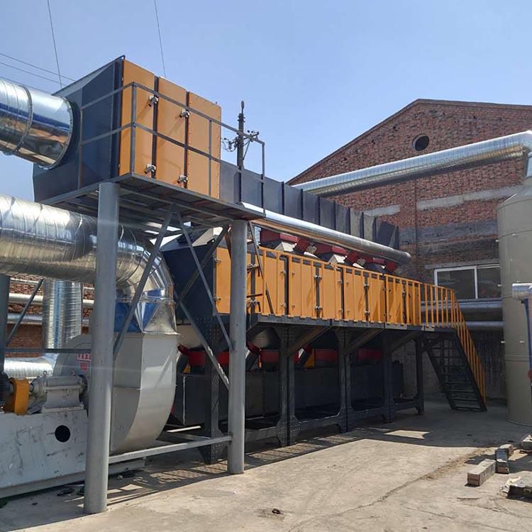 喷漆房rco有机废气燃烧设备 废气处理设备 直供 工业废气处理设备 欢迎订购
