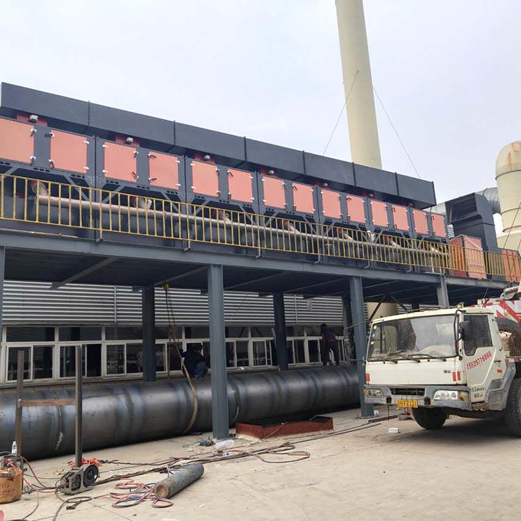 印刷车间废气处理 有机废气处理装置 长期出售 各种风量催化燃烧 可定制