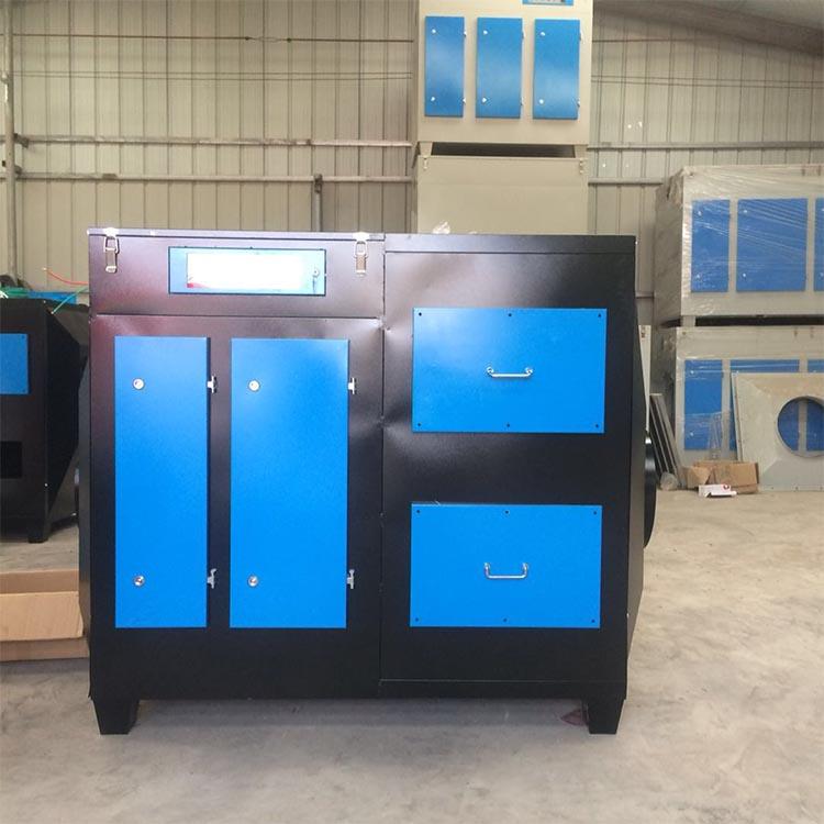 供应 UV光解活性炭一体机 不锈钢光氧活性炭一体机 空气净化装置 服务贴心