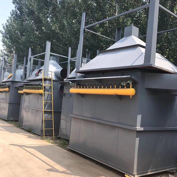 现货供应 铸造厂中频炉除尘器 单机袋式除尘器 静电除尘器 优良选材