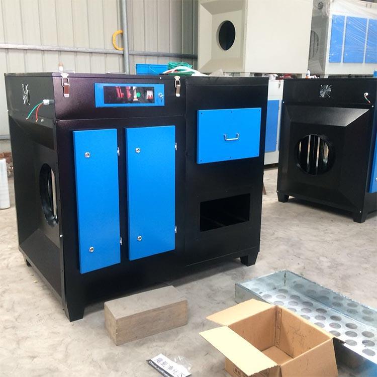 现货供应 活性炭光氧催化设备 UV光解除臭设备 废气处理设备 按需定制