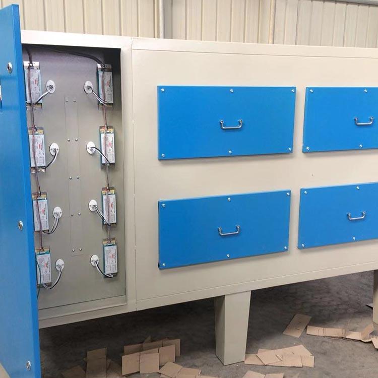 长期供应 UV活性炭光氧一体机 环保设备 光氧设备 贴心售后