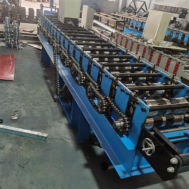按需出售 C型钢压瓦机 C型钢设备 镀锌C型槽钢设备 价格合理