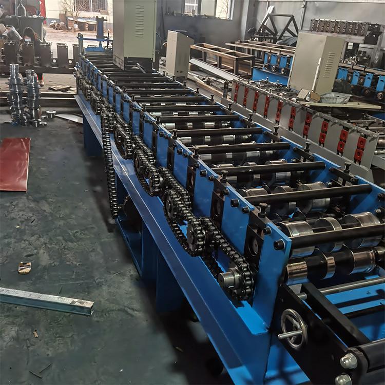 按需出售 抗震用C型钢设备 C型钢成型设备 超市用C型钢设备 可定制