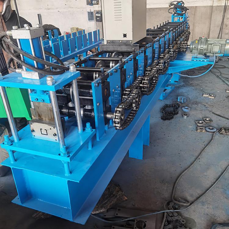 生产出售 全自动檩条设备 檩条成型机设备 活动房骨架C型钢设备 支持定制