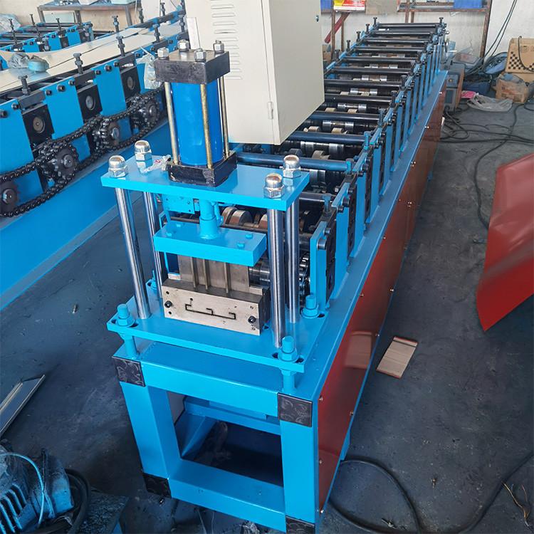 现货 C型钢机 C型钢檩条设备 建筑用C型钢设备 型号多样