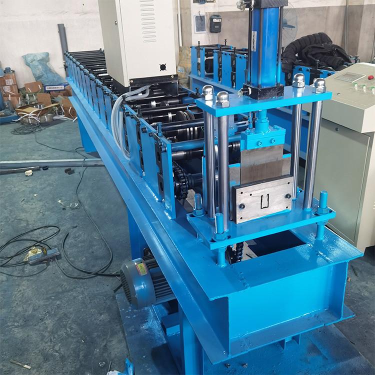 按需定制 镀锌C型槽钢设备 檩条成型机设备 高锌C型钢设备 优良选材