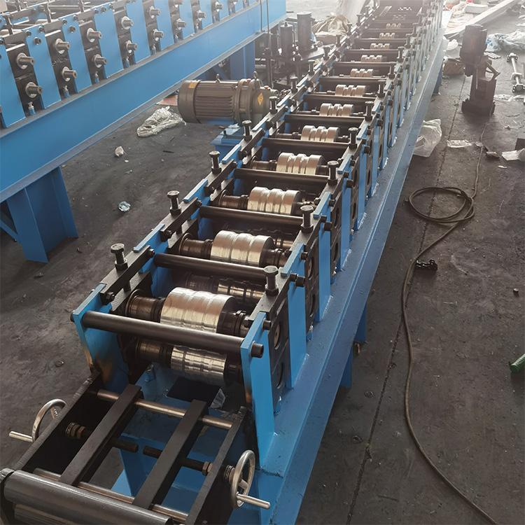 全自动托盘机设备 货架金属托盘压型机 按需定制 托盘成型机 可定制