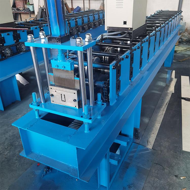 按图加工 活动房骨架C型钢设备 钢结构厂房檩条设备 可双拼焊接C型钢设备 按时发货