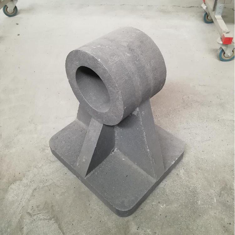 厂家生产 机械五金铸件 锅炉链接铸件 悦润定制 试验机球铁件