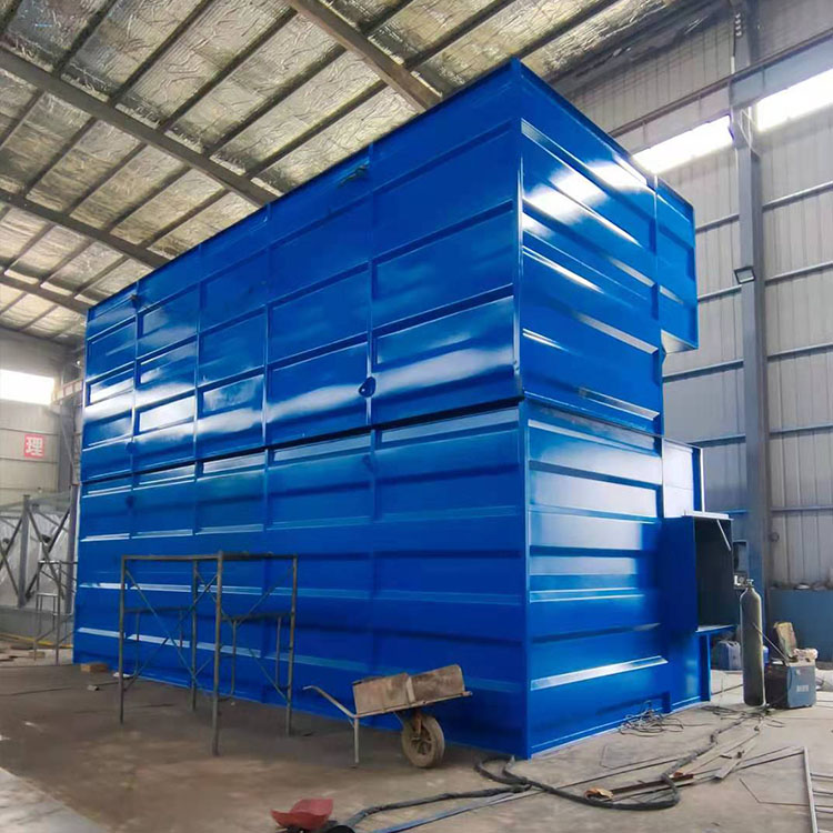 蓝鑫厂家供应 矿山除尘器 单机脉冲布袋除尘器 木工布袋除尘器