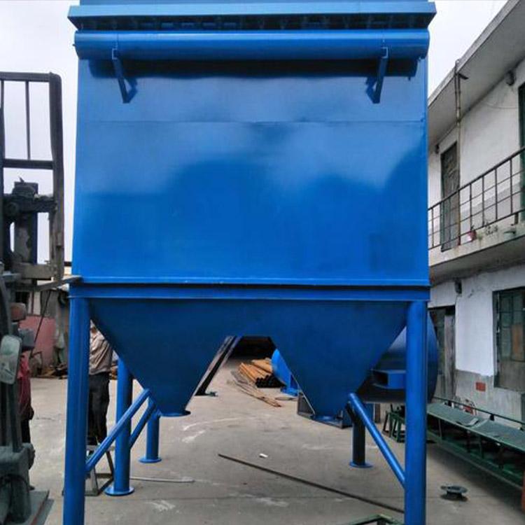 布袋除尘器 环保设备 单机脉冲布袋除尘器 行业经验丰富