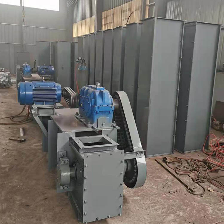 定制加工 链条式刮板输送机 埋刮板机 物料链式运输机 河北刮板机厂家