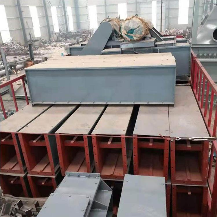 FU刮板机 埋刮板输送机 供应 双环链埋刮板机 全封闭式刮板机