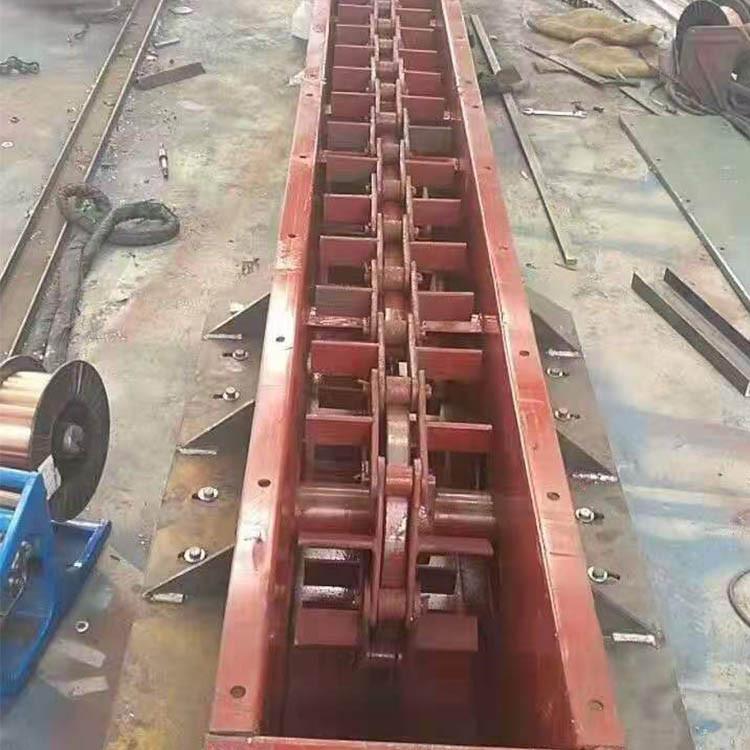 埋刮板输送机 埋刮板输送机 MS埋刮板输送机 多节链条埋刮板输送机