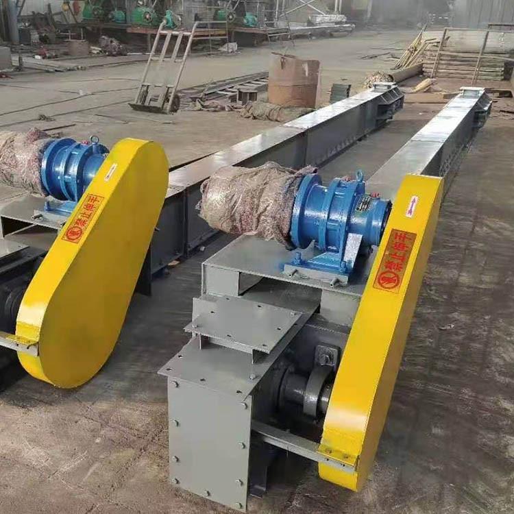 定制加工 FU刮板输送机 埋刮板机 不锈钢刮板输送机 河北刮板机厂家