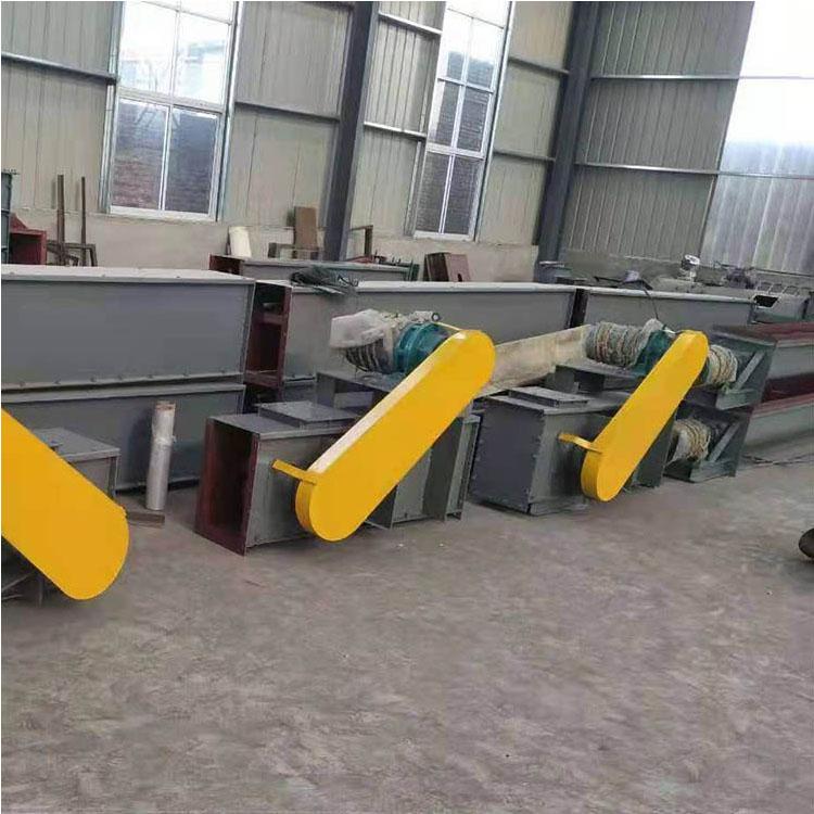 刮板输送机 供应 FU型链式刮板机 埋刮板输送机