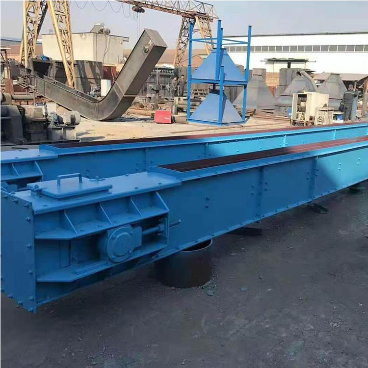 矿用刮板机价格 按需供应 埋刮板输送机 埋刮板输送机