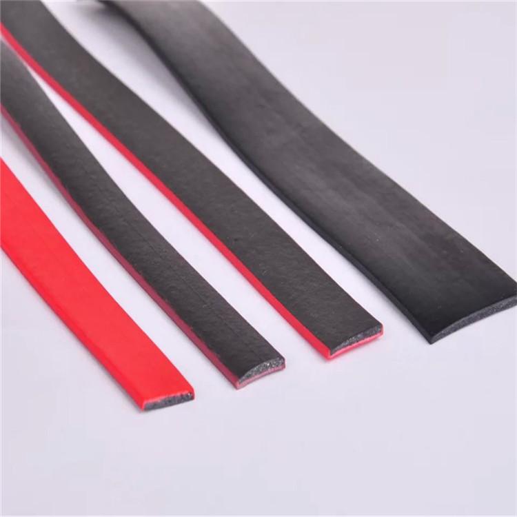 橡胶条  防火防烟膨胀密封条 多种规格 型号可定制