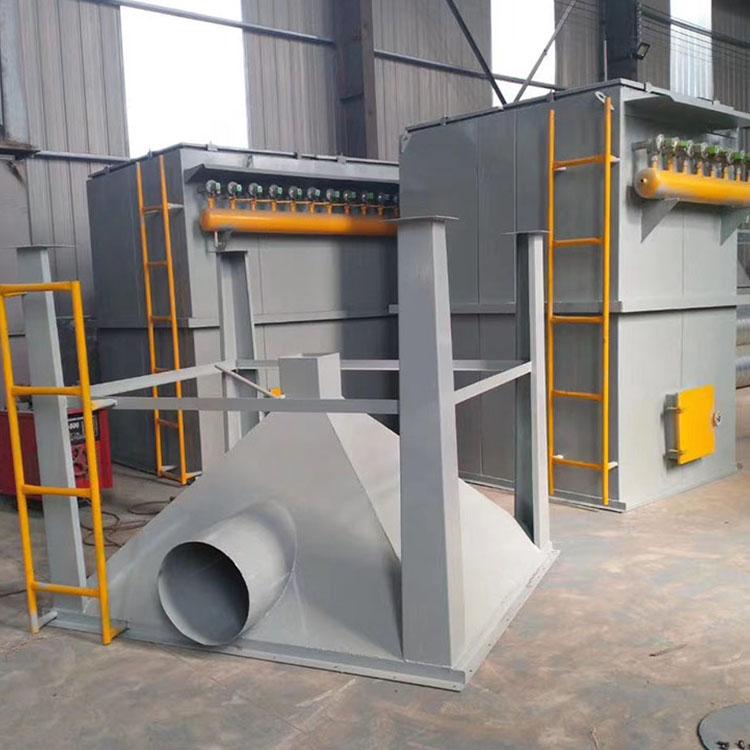 铸造厂打磨车间除尘器 烘干塔布袋除尘器 脉冲布袋除尘设备 欢迎来电订购