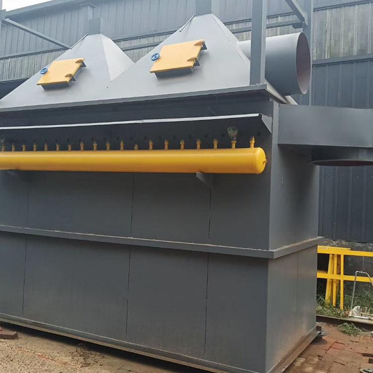 布袋除尘器 锅炉布袋式除尘器 粮食行业除尘器 按需定制