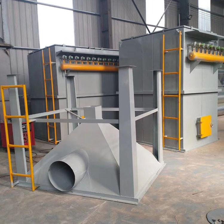 脉冲布袋除尘器 锅炉厂除尘器 铸造厂打磨车间除尘器 按时发货