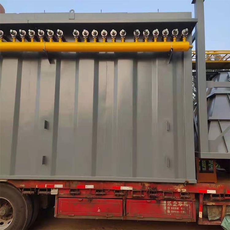 脉冲布袋除尘器 铸造厂炼铁厂除尘器 定制 布袋除尘器 质量优良