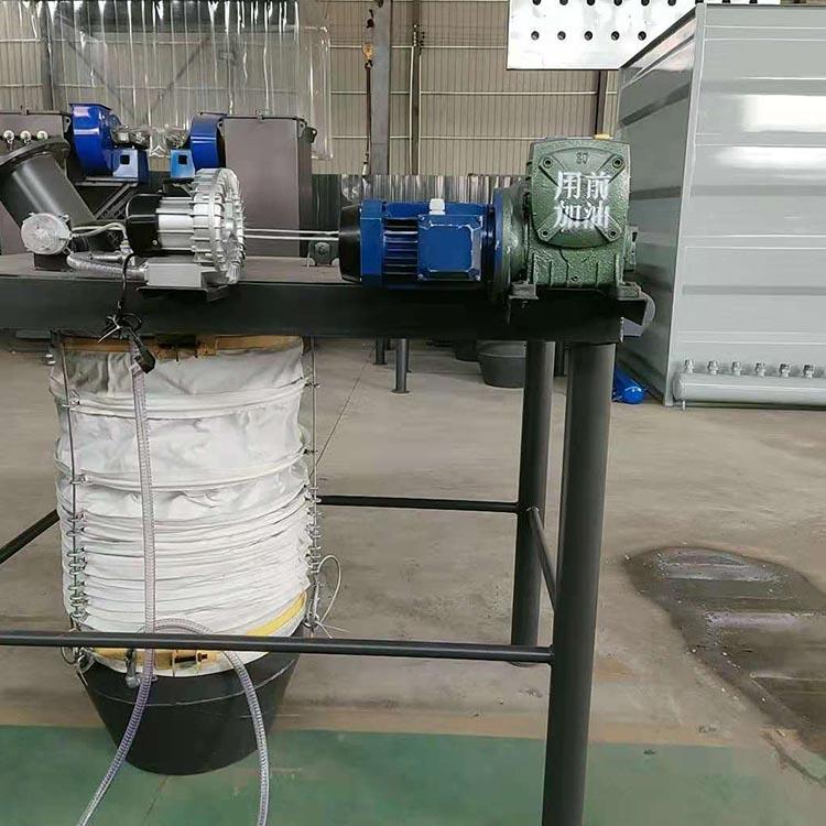 定制 物料散装机 散装机 按需定制 库底散装机
