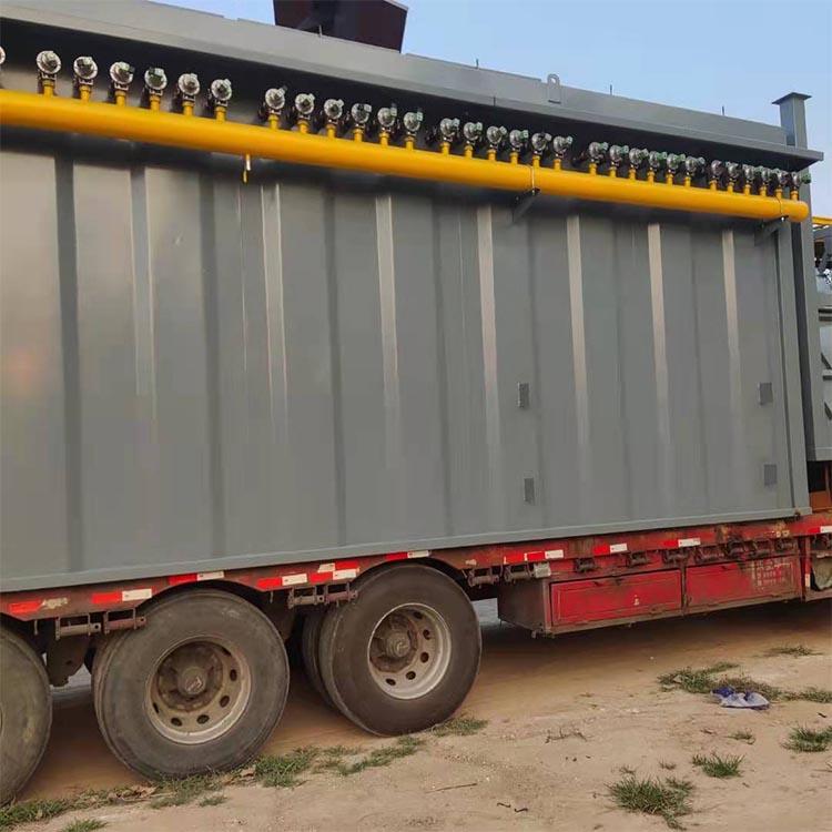 单机袋式除尘器 铸造厂炼铜炉除尘器 供应 脉冲袋式除尘器 服务贴心