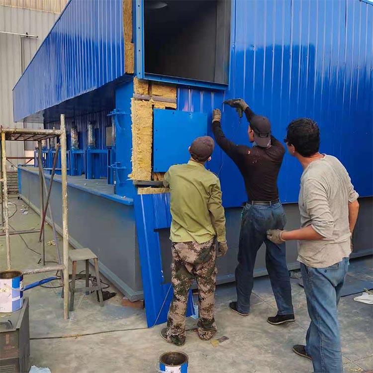 脉冲单机除尘器 烘干机除尘器 厂家直供 大型除尘器 可定制