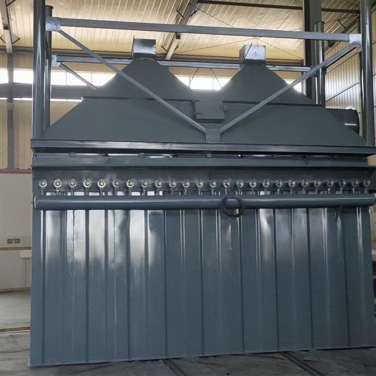 加工 单机脉冲布袋除尘器 中频炉除尘器 欢迎来电详询 工业布袋除尘器