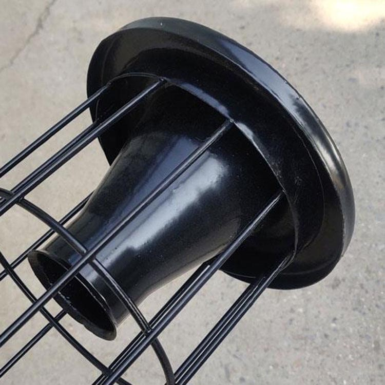 供应 喷塑除尘器骨架 除尘龙骨 服务贴心 骨架