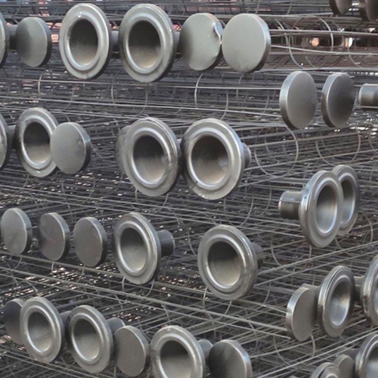 厂家直供 骨架 除尘配件 布袋除尘器骨架 欢迎来电咨询