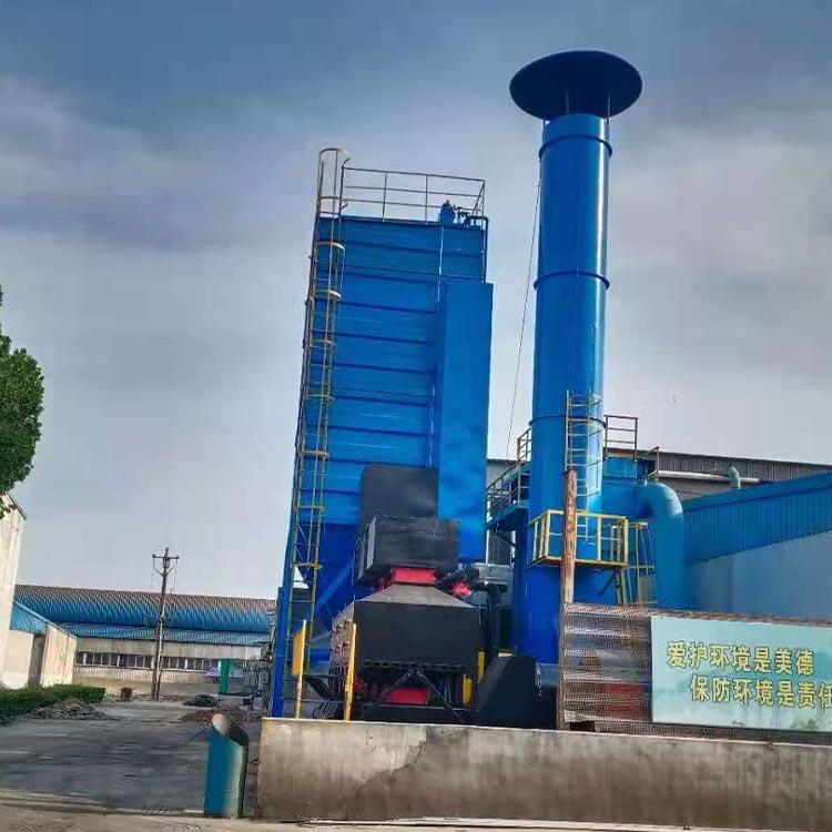 直供 车间布袋除尘器 铸造厂中频炉除尘器 单机袋式除尘器 可定制