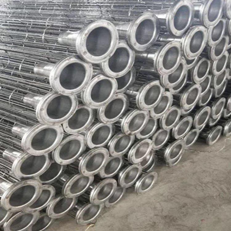 厂家供应 圆形除尘骨架 镀锌骨架 欢迎订购 除尘器骨架