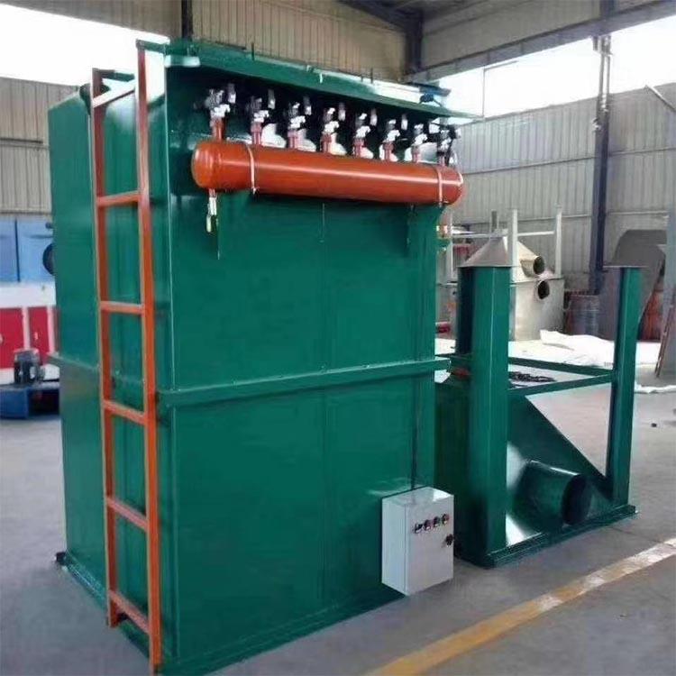 长期出售 铸造厂冶炼炉除尘器 脉冲单机布袋除尘器 袋式除尘器 生产出售