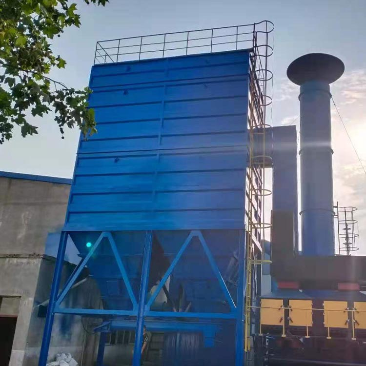 长期供应 单机脉冲布袋除尘器 中频炉除尘器 加工定制 脉冲布袋除尘器