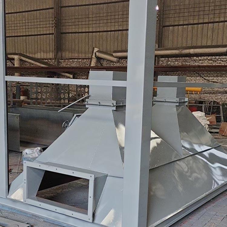 定制 铸造厂中频炉除尘器 单机袋式除尘器 铸造厂炼铜炉除尘器 售后无忧