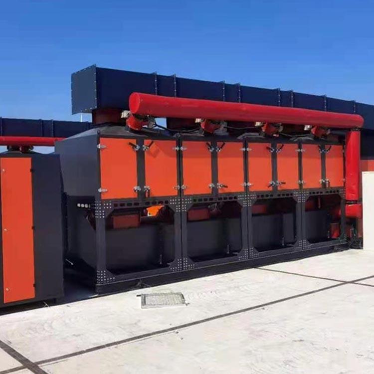 生产出售 吸附催化燃烧 蓄热式催化燃烧装置 rco催化燃烧设备 欢迎订购