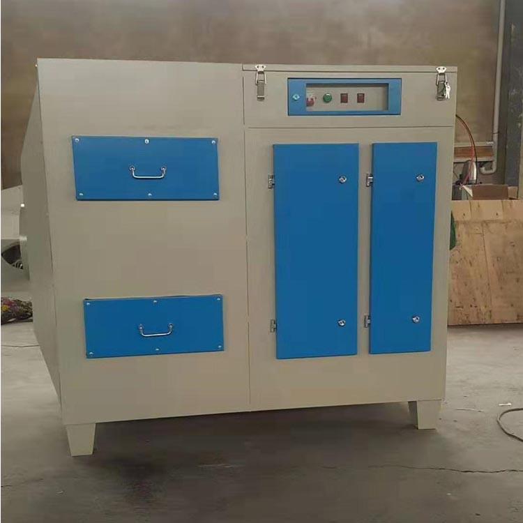 厂家直供 UV活性炭光氧一体机 空气净化装置 欢迎来电咨询 10000风量光氧活性炭一体机