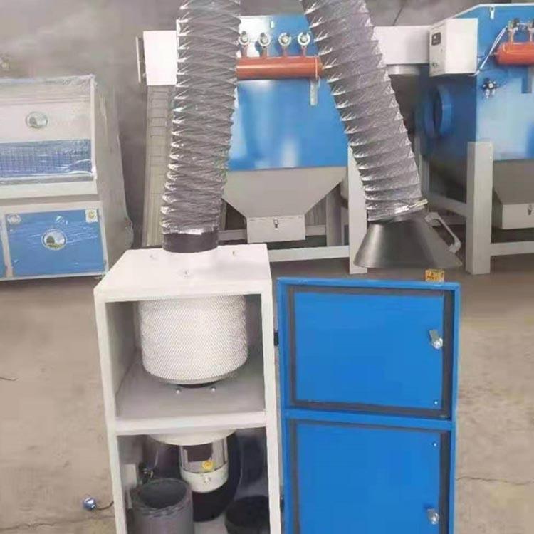 电焊烟雾处理设备 车间焊烟净化器 厂家直供 移动式焊烟机 行业经验丰富